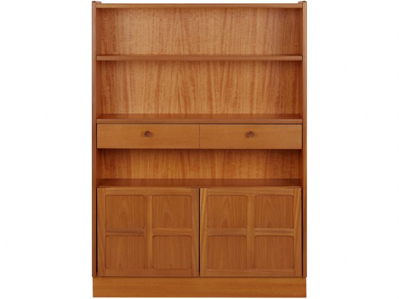 Medium Bookcase With Doors