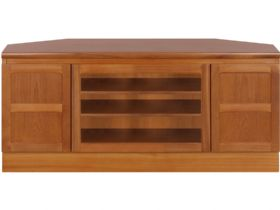 Nathan Furniture Classic Range Corner TV Unit