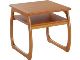 Nathan Furniture Classic Range Burlington Lamp Table