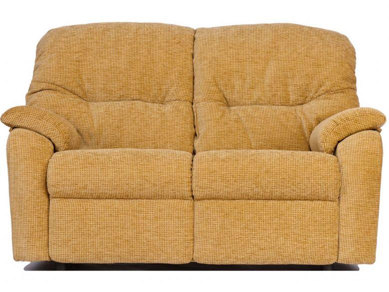 G Plan Mistral Leather 2 Seater Sofa Lee Longlands