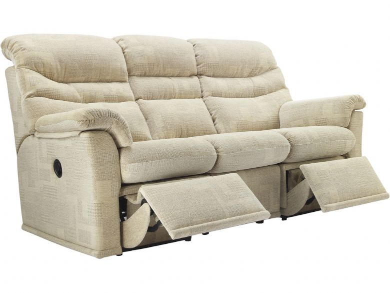 G Plan New Malvern Soft Cover 3 Seater Power Double