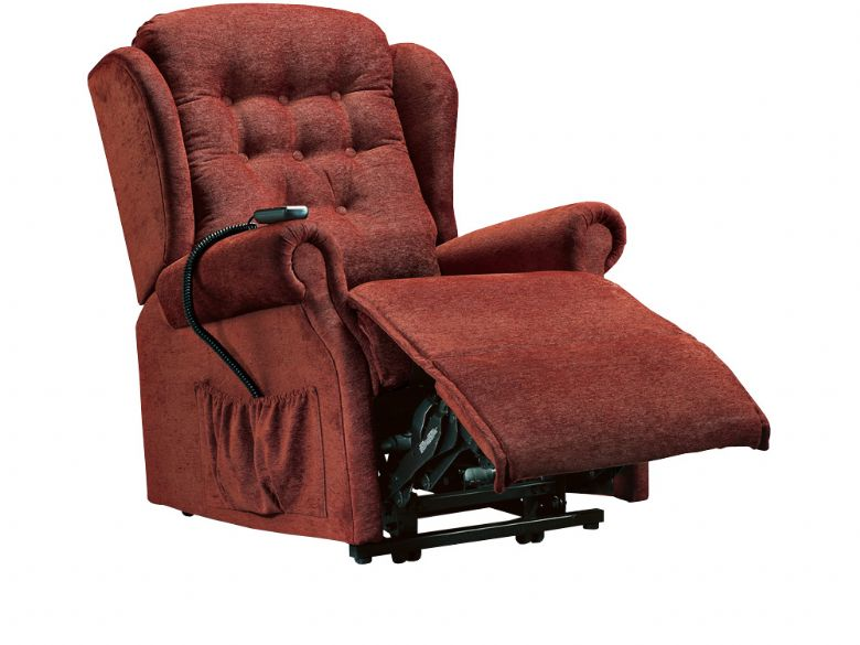 Small 2 Motor Electric Lift Recliner