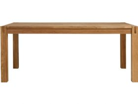 Duke Oak Dining Table 1.4m
