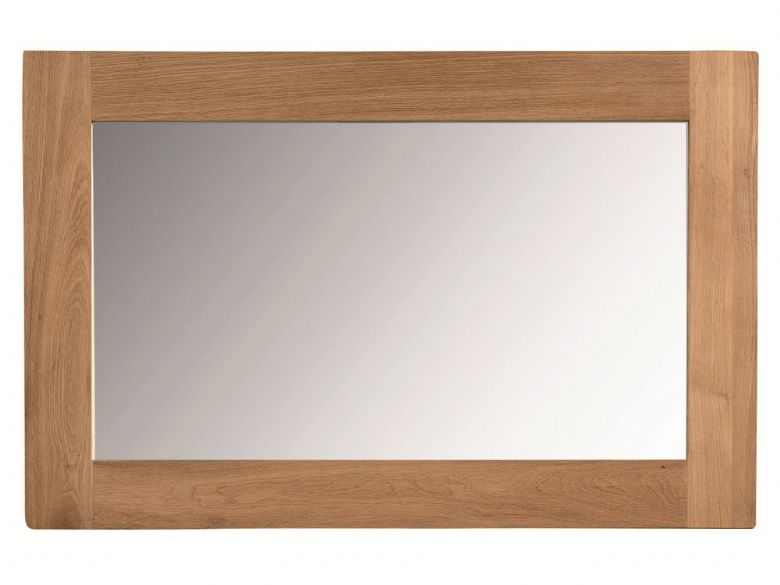 Oak Frame Mirror