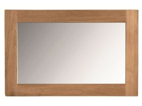 Duke Oak Frame Mirror