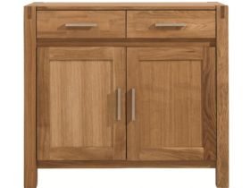Oak 2 Door Sideboard