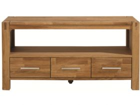 Duke Oak TV Unit