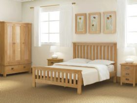 Fairfax Compact Bedroom