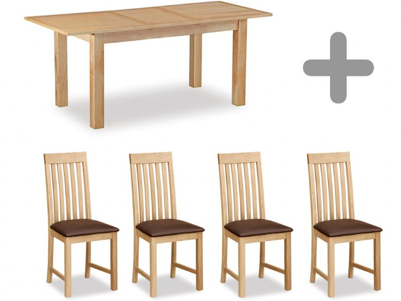 stonehouse furniture. Compact Extending Table \u0026 4 Chairs Stonehouse Furniture I