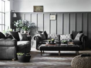 English Classic Sofas With A Twist