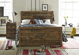 Get The Look: Industrial Boho Bedroom
