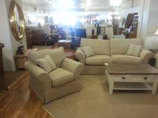 Charlotte Large Sofa & Chair