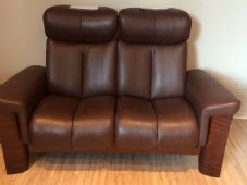 Ekornes Wizard 3 & 2 Seater Sofa