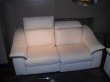 Pavia Reclining Loveseat + Power Chair