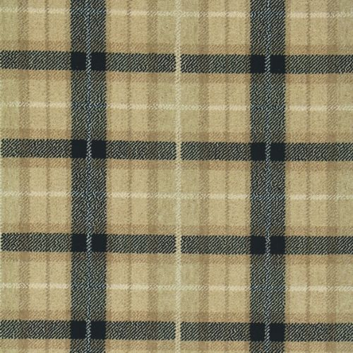 Axminster natural plaid carpet lee longlands for Wall to wall carpeting prices
