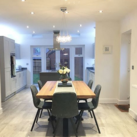 Brockley 200cm Dining Table
