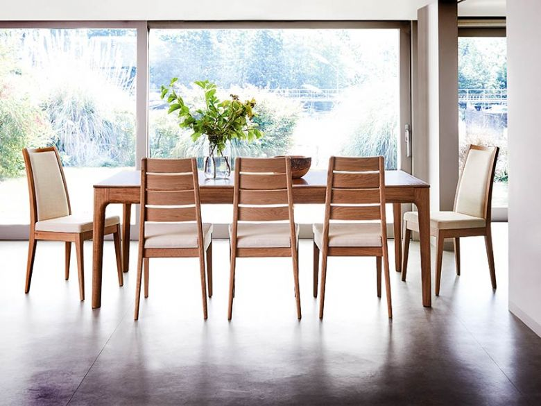 Ercol Romana Oak Dining Collection
