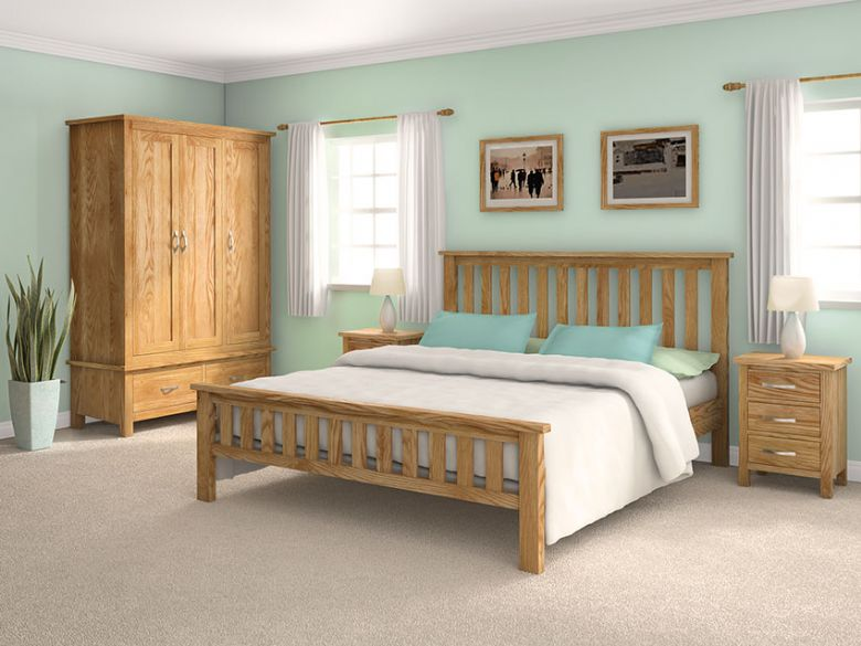 Stonehouse Bedroom Furniture