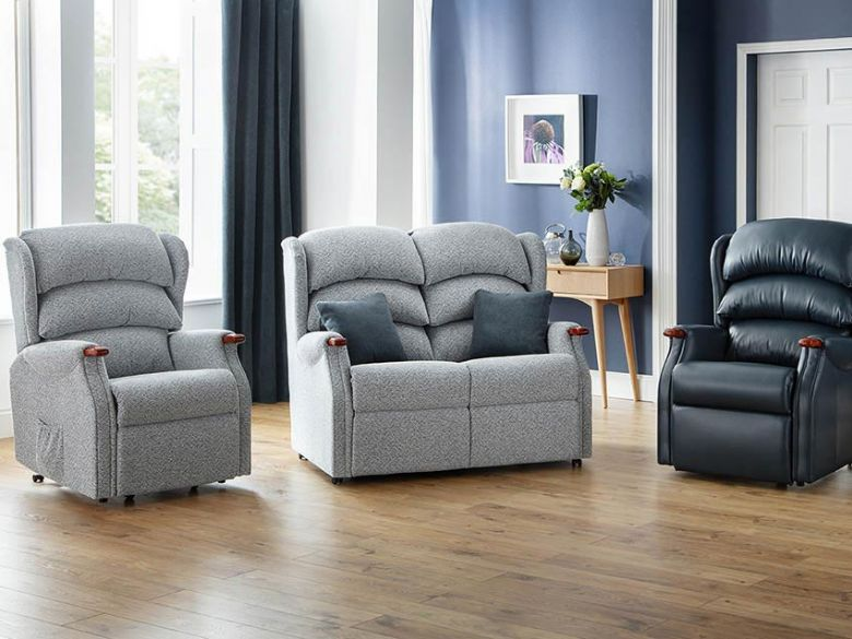 Hereford Recliners and Rise Recliners