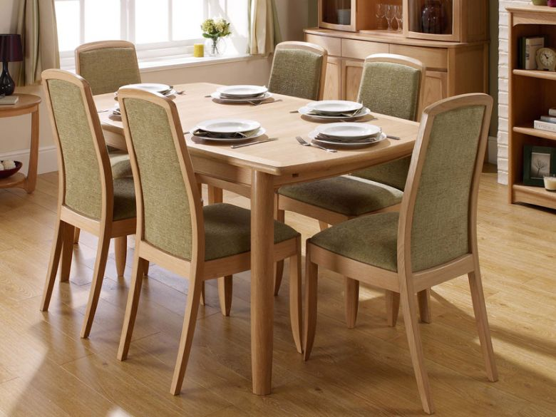 Shades in Oak