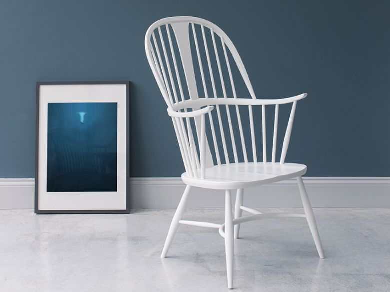 Originals Chair Makers Chair in white
