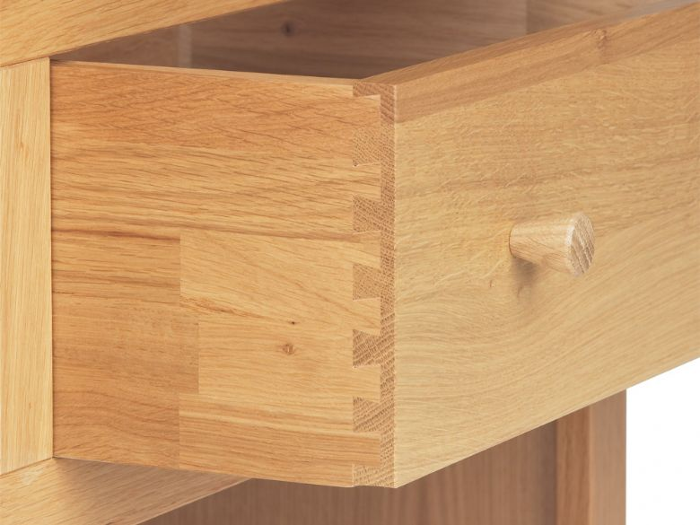 Sabrina Dovetail Joints On Drawer Fronts